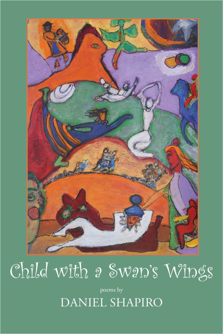 Child with a Swan's Wings by Daniel Shapiro