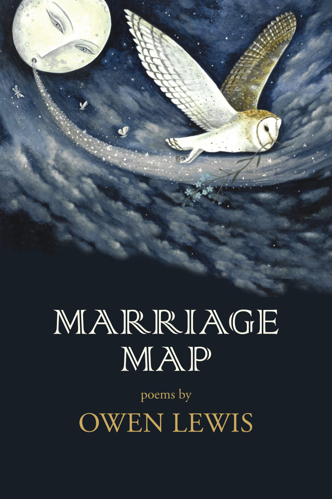 Marriage Map by Owen Lewis