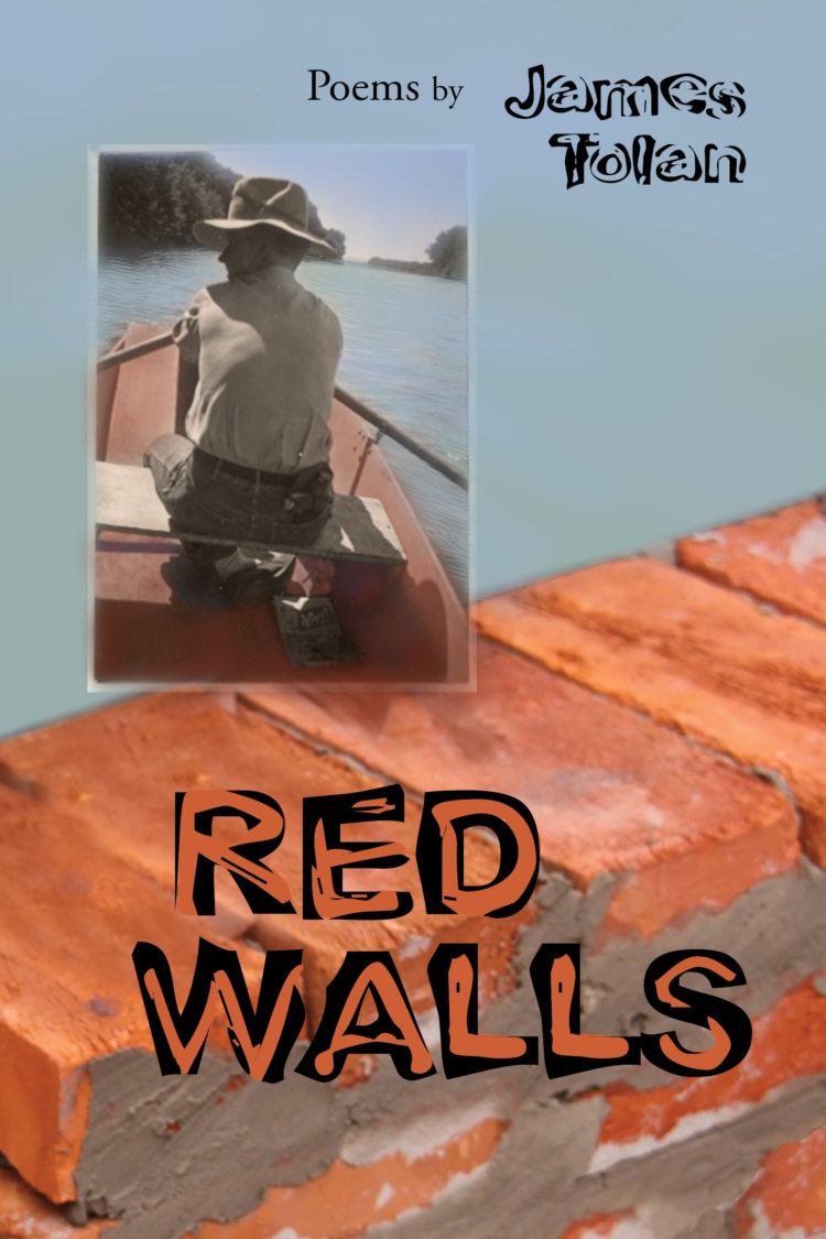 Red Walls by James Tolan