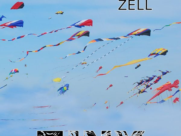 Tiny Kites by Lucien Zell