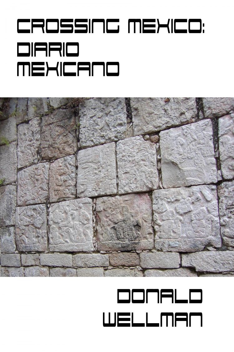 Crossing Mexico: Diario Mexicano by Donald Wellman