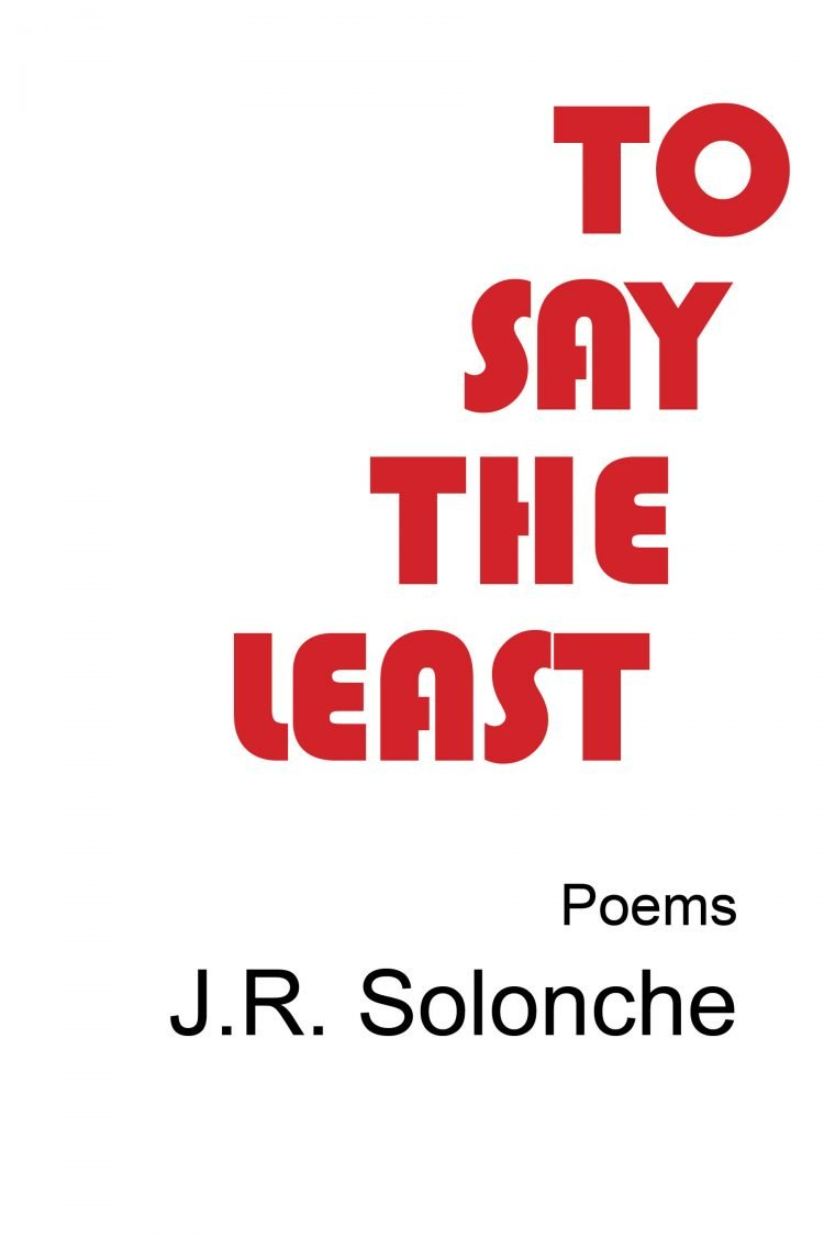 To Say The Least by J.R. Solonche