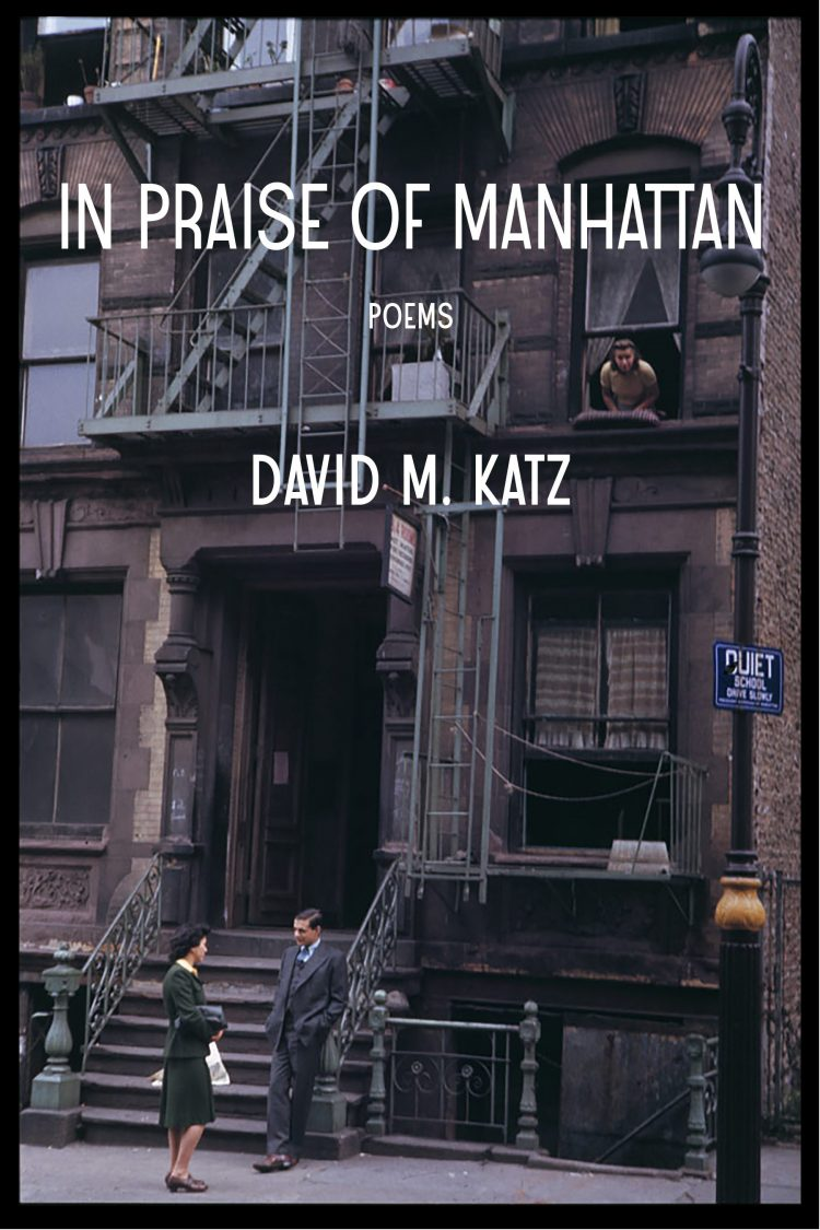 In Praise of Manhattan by David M. Katz